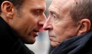 Δεκτή από τον Μακρόν η παραίτηση του υπουργού Εσωτερικών της Γαλλίας