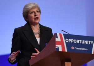 "Brexit: Πρόσκληση της Μέι στη Σύνοδο των ""27"" στις 17 Οκτωβρίου – Άγνωστό αν θα πάει"