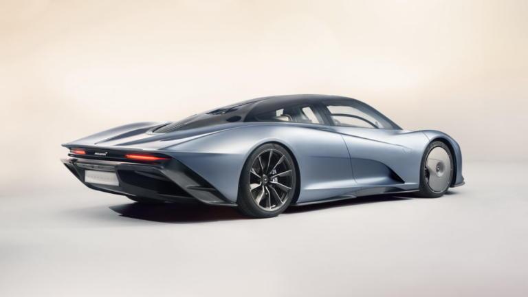 Με επιδόσεις… αεροπλάνου η νέα McLaren Speedtail [pics] | Newsit.gr
