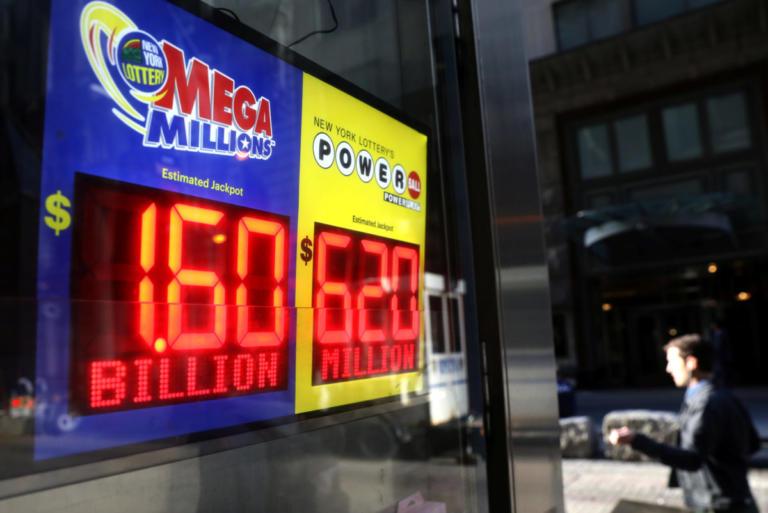 Mega Millions: Ένας ο υπερτυχερός, κέρδισε 1,6 δισ. δολάρια | Newsit.gr