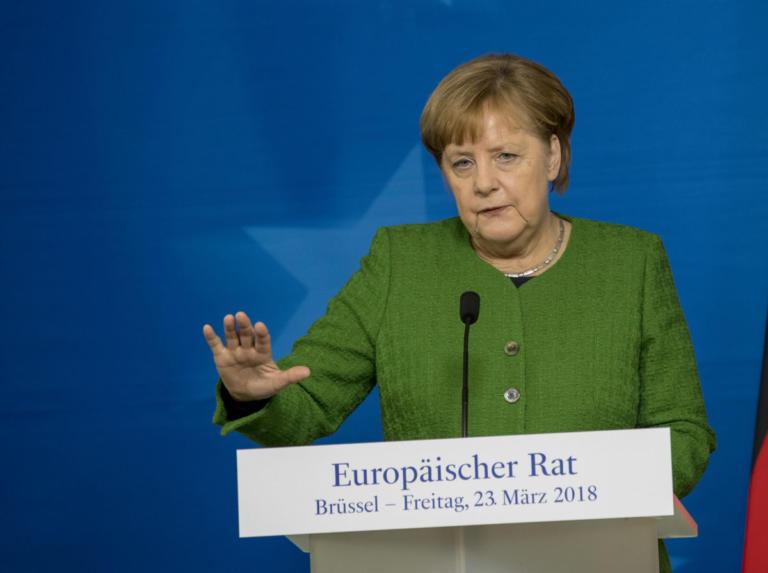Μέρκελ: Να φροντίσουμε την ασφάλεια των συνόρων της ΕΕ | Newsit.gr