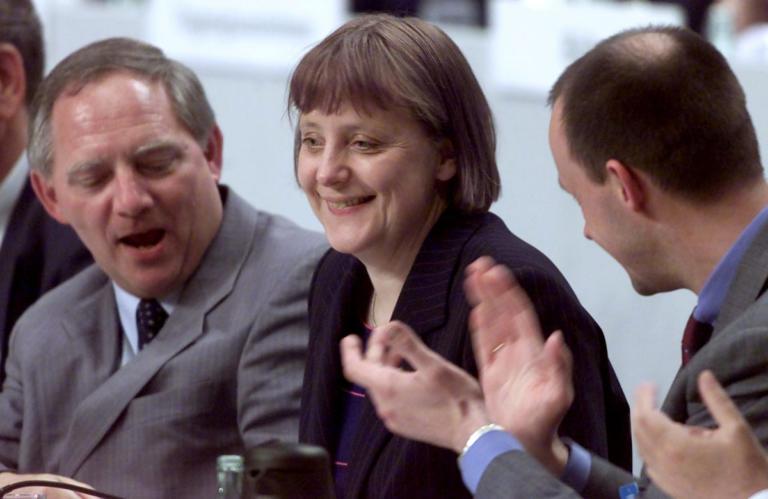 Βόμβα! Μέρκελ: Δεν θα είμαι ξανά υποψήφια για την ηγεσία του CDU | Newsit.gr