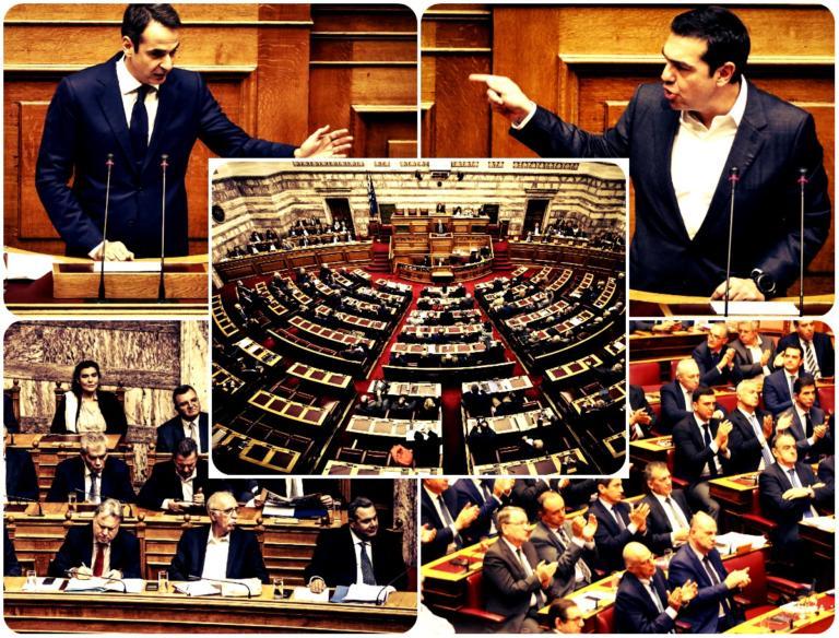 «Σκοτώνονται» Μαξίμου – ΝΔ για το… εκρηκτικό Υπουργικό Συμβούλιο!   Newsit.gr