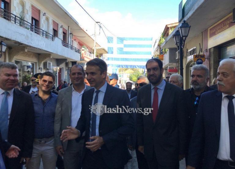 Κρήτη: Τσικουδιές, ριζίτικο και ατάκα για τις επερχόμενες εκλογές από τον Κυριάκο Μητσοτάκη [pics, video] | Newsit.gr