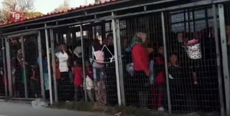 Μόρια: Αστυνομικός σε ηλικιωμένη πρόσφυγα: «Άι γ@μήσου, σκατόγρια! Θα σου το βάλω στον κ@λο» – video | Newsit.gr
