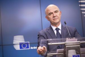 Μοσκοβισί: Δεν είναι αναγκαίες οι περικοπές συντάξεων στην Ελλάδα