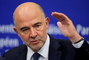 «Ξεσπάθωσε» ο Μοσκοβισί για τον Ευρωβουλευτή της Λέγκας – «Είναι φασίστας, προβοκάτορας και κρετίνος»