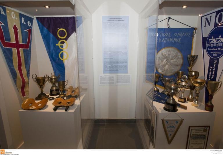Θεσσαλονίκη: Έτσι προκλήθηκε η φωτιά στο ολυμπιακό μουσείο – Καπνοί στην αίθουσα με τα εκθέματα!   Newsit.gr