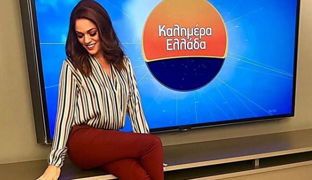 29f61db17e Καλημέρα Ελλάδα – Μπάγια Αντωνοπούλου  οριστικό το διαζύγιο και οι  μνηστήρες
