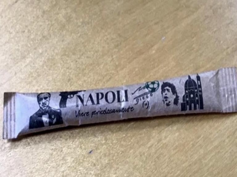 Στα κάγκελα η Νάπολη με ελληνική εταιρεία! Η ζάχαρη με… Μαφία και Μαραντόνα! [pic] | Newsit.gr