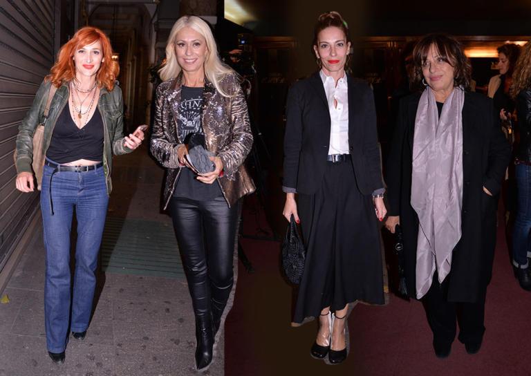 Λαμπερή πρεμιέρα για την παράσταση «Φάρος»- Ποιοι celebrities έδωσαν το παρών; [pics] | Newsit.gr