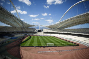 Ανησυχία της UEFA για το ΟΑΚΑ! Βίντεο δείχνει την ταλάντωση στο άνω διάζωμα