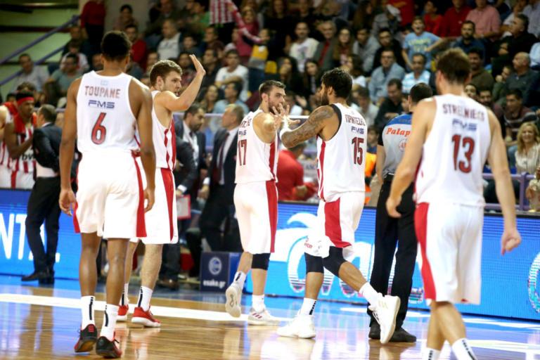 """Ολυμπιακός: Αναπάντεχο """"θρίλερ"""" στην Κύμη! Ο Τουπάν """"έσωσε"""" τους Πειραιώτες   Newsit.gr"""