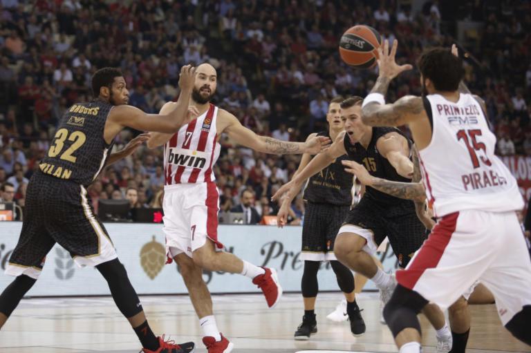 Ολυμπιακός – Αρμάνι Μιλάνο 75-99 ΤΕΛΙΚΟ – Συντριβή για τους Πειραιώτες | Newsit.gr
