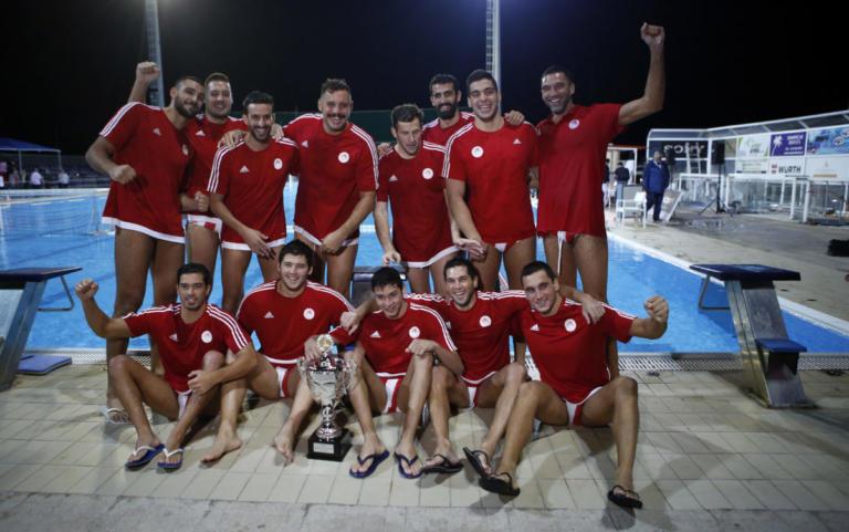 Κατέκτησε τον πρώτο τίτλο της σεζόν ο Ολυμπιακός! | Newsit.gr