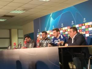 ΑΕΚ – Μπάγερν, Ουζουνίδης: «Πρόκληση το ματς! Πρέπει να είμαστε ανταγωνιστικοί»