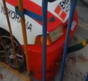 Τρομακτικό ατύχημα αγωνιστικού αυτοκινήτου σε ράλι – video