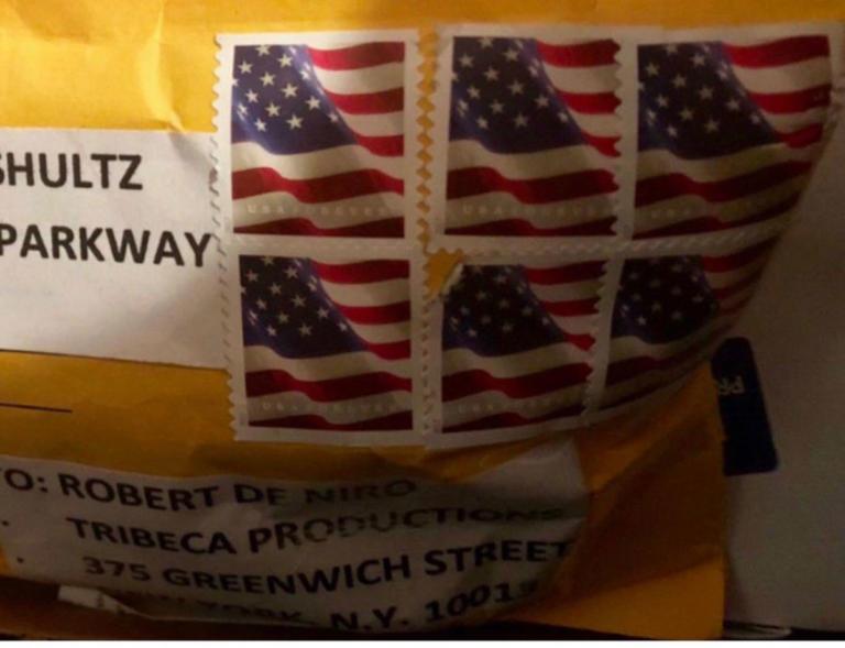 Αυτό είναι το τρομοπακέτο που έστειλαν στον Ρόμπερτ Ντε Νίρο – Νέος συναγερμός στην Βαλτιμόρη | Newsit.gr