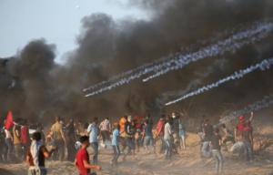 Έξι ακόμα Παλαιστίνιοι νεκροί στην Λωρίδα της Γάζας [pics]