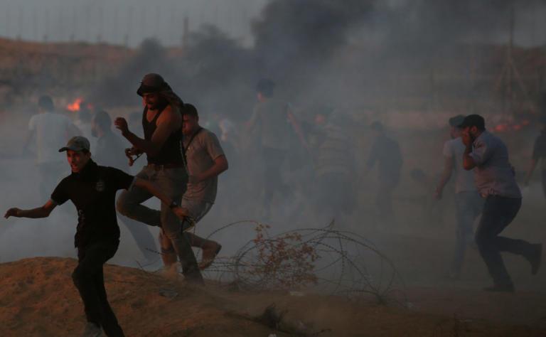Νέο μακελειό στη Γάζα – Τρεις νεαροί παλαιστίνιοι νεκροί!