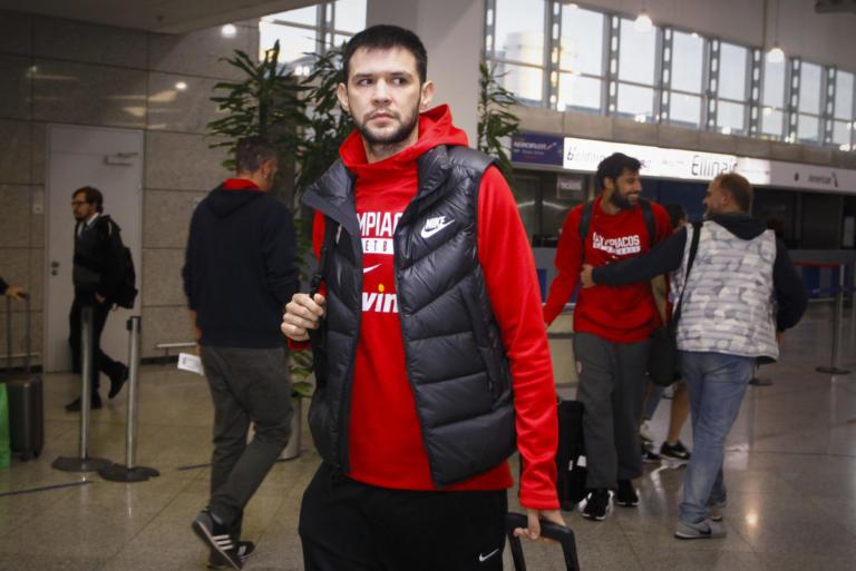 Ολυμπιακός: Έτοιμος ο Παπανικολάου! Προπονήθηκε στη Ρωσία | Newsit.gr
