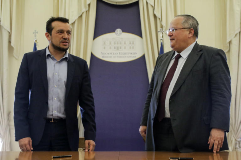 Νίκος Παππάς: Πριν λίγες μέρες δίπλα στον Νίκο Κοτζιά δήλωσα…   Newsit.gr