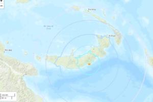 Σεισμός 7 Ρίχτερ στην Παπούα Νέα Γουινέα και τσουνάμι… 30 εκατοστών