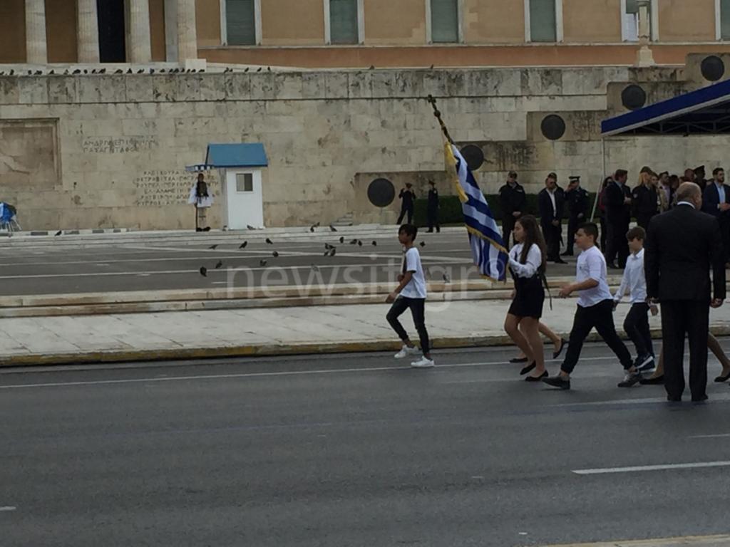 28η Οκτωβρίου παρέλαση