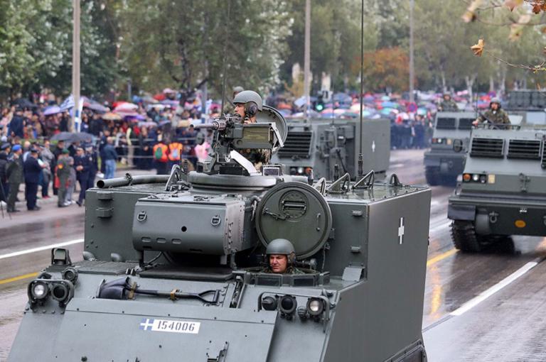 Στρατιωτική παρέλαση Θεσσαλονίκη – 28 Οκτωβρίου 2018: Καιρός και κυκλοφοριακές ρυθμίσεις | Newsit.gr