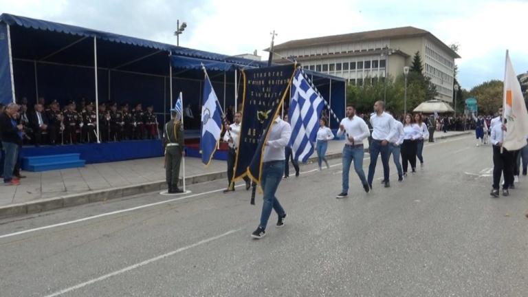 Γιάννενα: Οι φοιτητές από την Κύπρο δεν κράτησαν το στόμα τους κλειστό μπροστά από την εξέδρα των επισήμων – video | Newsit.gr