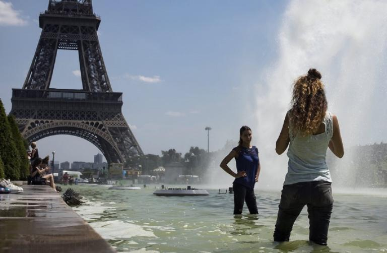 Καλοκαίρι στη Γαλλία – Θερμοκρασίες ρεκόρ για την εποχή! | Newsit.gr