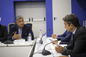 «Κλειδώνει» η υποψηφιότητα Πατούλη για την Περιφέρεια Αττικής με τις… ευλογίες της ΝΔ