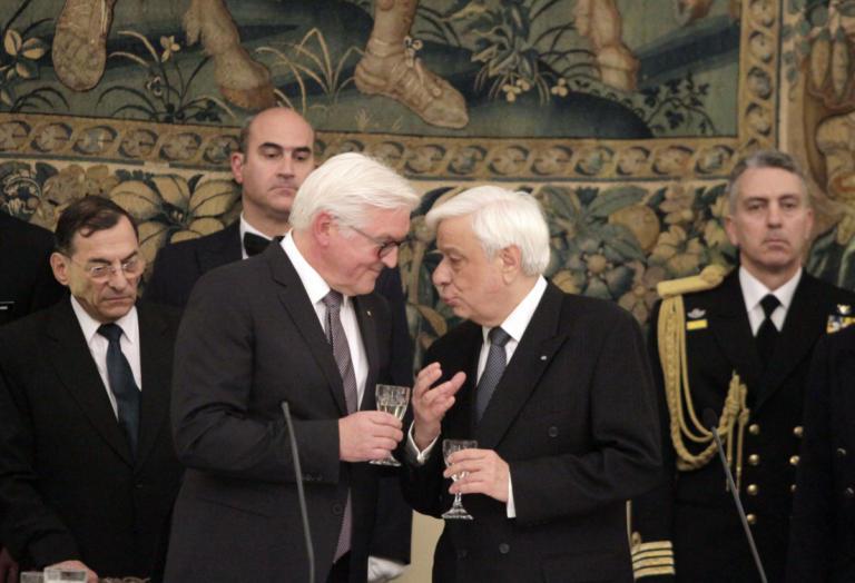 Παυλόπουλος – Σταϊνμάιερ: Χρειαζόμαστε την κοινή Ευρώπη όσο ποτέ | Newsit.gr