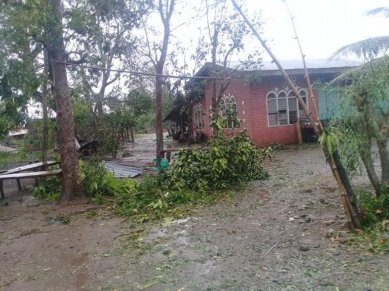 Φιλιππίνες: Φονικό πέρασμα του τυφώνα Γιούτου! Νεκρά παιδιά και αγνοούμενοι | Newsit.gr