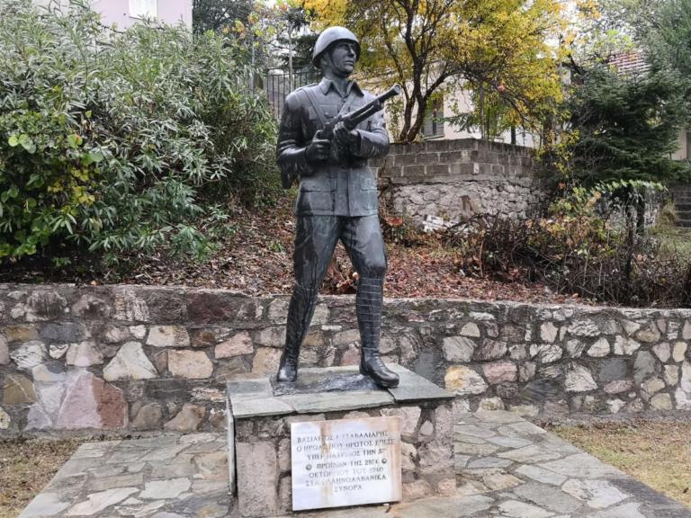 Βασίλειος Τσιαβαλιάρης: Ο πρώτος Έλληνας που έπεσε στον πόλεμο του 40 – Οι τελευταίες του λέξεις [pics] | Newsit.gr