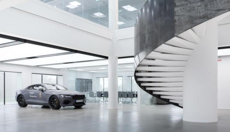 Η Polestar εγκαινίασε στη Σουηδία τις νέες εντυπωσιακές εγκαταστάσεις της | Newsit.gr