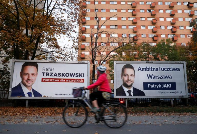 Στις κάλπες σήμερα οι Πολωνοί – Γερό τεστ για το κυβερνών κόμμα | Newsit.gr