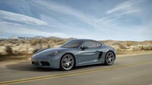 Η Porsche θα λανσάρει έκδοση T για την 718 Cayman