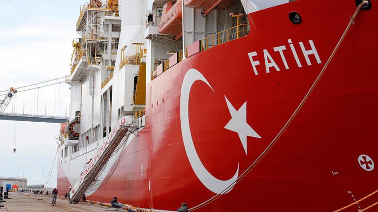 Αμερικανικός πετρελαϊκός κολοσσός που δραστηριοποιείται στην Κύπρο ανέλαβε την υποστήριξη του «Πορθητή» | Newsit.gr