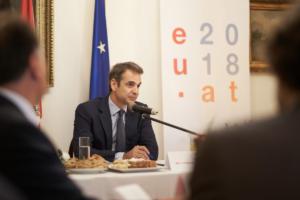 Ο Μητσοτάκης «βλέπει» εθνικές εκλογές τον Μάιο [pics]