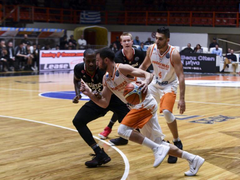 "Basketball Champions League: Προμηθέας για φίλημα! ""Πάτησε"" και την Μπεσίκτας | Newsit.gr"