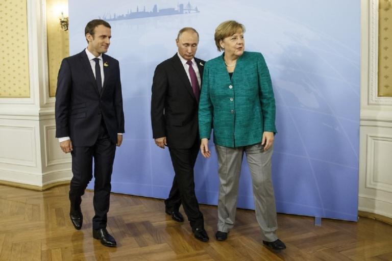 Σκληρό παζάρι για τη Συρία – Στο ίδιο τραπέζι Πούτιν, Μέρκελ, Μακρόν και Ερντογάν | Newsit.gr