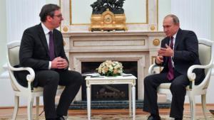 Στο «επίκεντρο» της συνάντησης Πούτιν – Βούτσιτς η κατάσταση στην ΠΓΔΜ