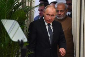 Κατρακύλα στην δημοτικότητα του Πούτιν!
