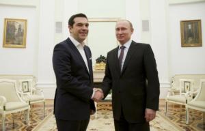 """Τέλος ο ψυχρός πόλεμος με τη Ρωσία – """"Ποδαρικό"""" Τσίπρα στον Πούτιν το 2019"""