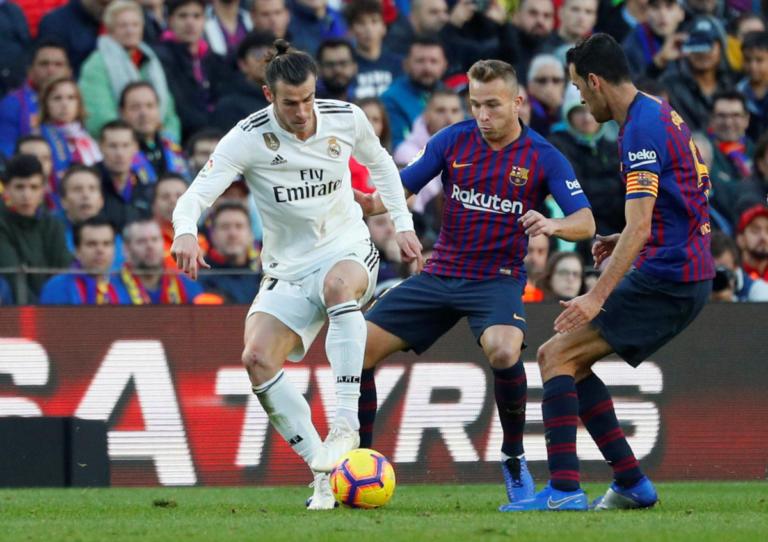Μπαρτσελόνα – Ρεάλ Μαδρίτης 5-1 ΤΕΛΙΚΟ | Newsit.gr