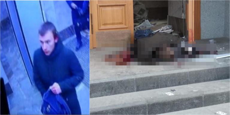 Ρωσία: Αυτός είναι ο 17χρονος που ανατινάχθηκε στη είσοδο του κτιρίου της Υπηρεσίας Ασφαλείας [pics]   Newsit.gr