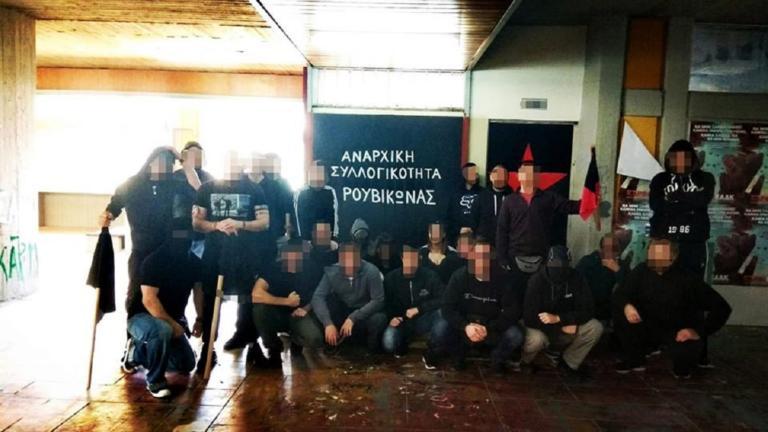 Ρουβίκωνας: Ήρθαμε για να… μείνουμε στη Φιλοσοφική! | Newsit.gr