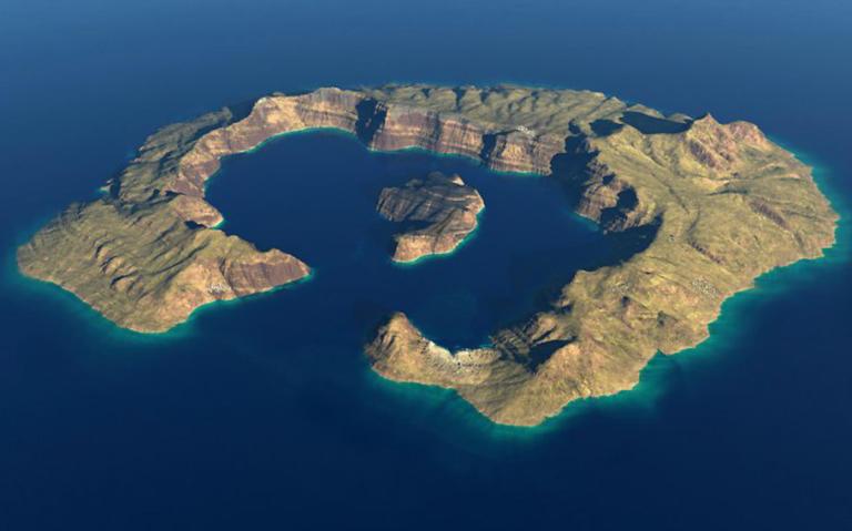 Σαντορίνη: Ανατροπή στα όσα ξέραμε για την έκρηξη του ηφαιστείου! | Newsit.gr