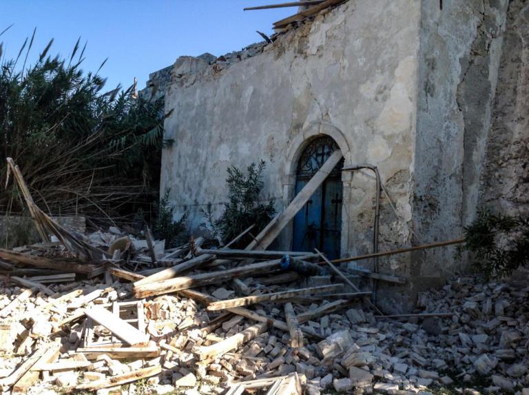 Ζάκυνθος: Οι πληγές του σεισμού – Τα κτίρια που κρίθηκαν ακατάλληλα μετά τους ελέγχους!   Newsit.gr
